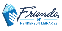 Friends of Henderson Libraries Logo
